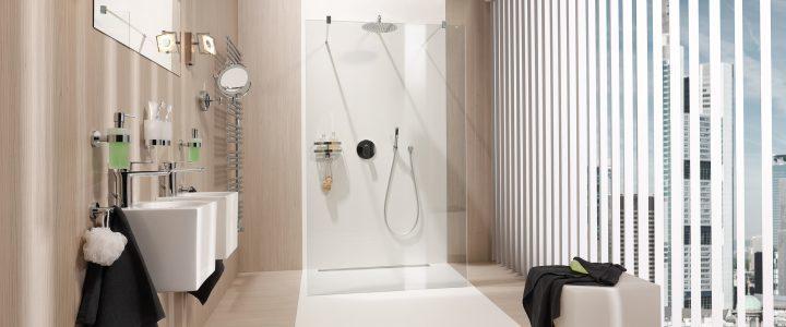 Bad Teilsanierung aus einer Hand Pabst Heizung und Sanitär: Teilsanierung aus einer Hand - Schnell und sauber zu grenzenlosem Duschvergnügen