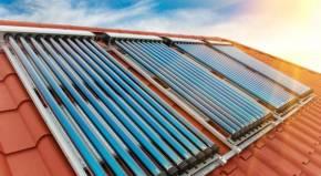 Jetzt sichern: Förderung für Solarthermie