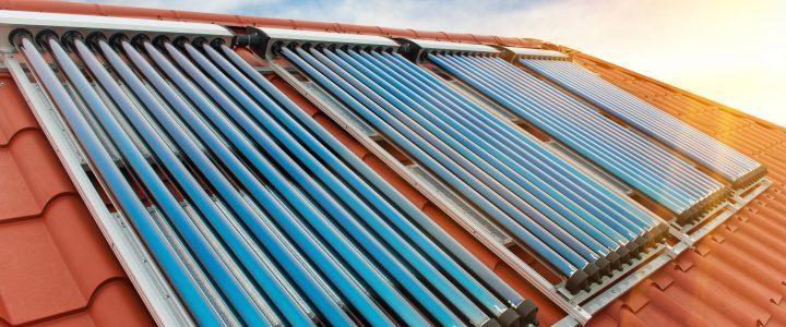 Jetzt sichern: Förderung für Solarthermie Die Kraft der Sonne nutzen