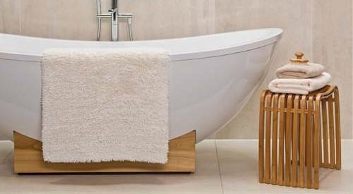 Tropen-Feeling für Ihr Bad: Bambushocker FABIAN