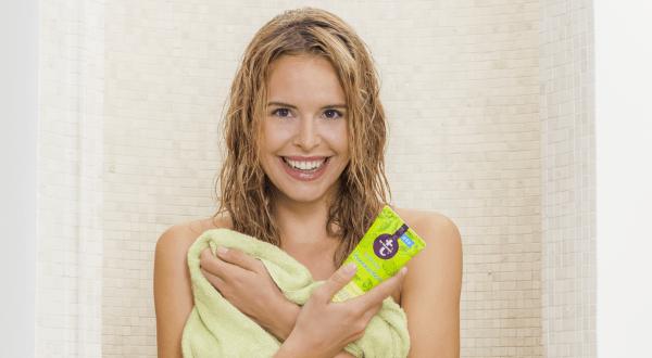 Zum Verlieben: Duschgenuss für Haut und Sinne