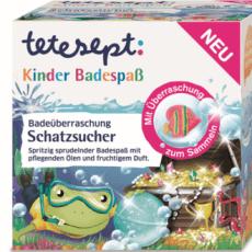 """<span class=""""entry-title-primary"""">Sprudelnder Badespaß für Kinder</span> <span class=""""entry-subtitle"""">Die Badeüberraschung Schatzsucher</span>"""