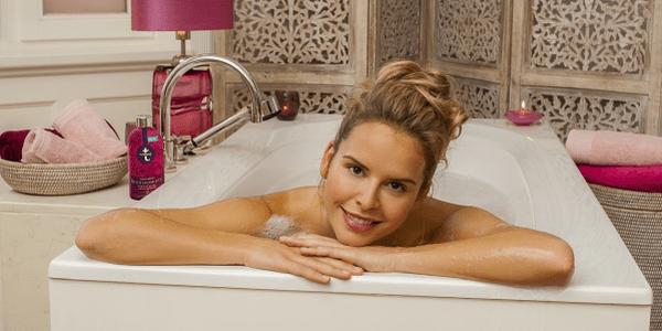 Gesund und entspannt baden Entspannung für Körper und Geist