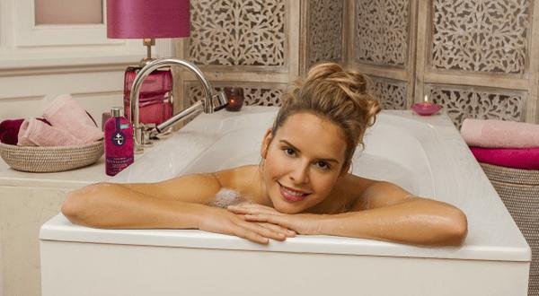Gesund und entspannt baden