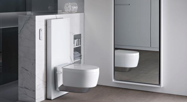 Das Dusch-WC: sanfte Hygiene mit frischem Wasser