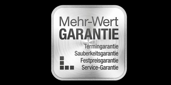 Mehr-Wert-Garantie Ausgezeichnete Betriebe