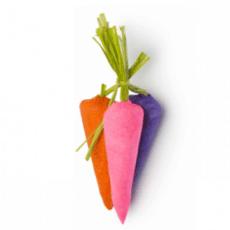 """<span class=""""entry-title-primary"""">Oster-Geschenktipp: Möhrchen für die Badewanne</span> <span class=""""entry-subtitle"""">A bunch of carrots von LUSH</span>"""