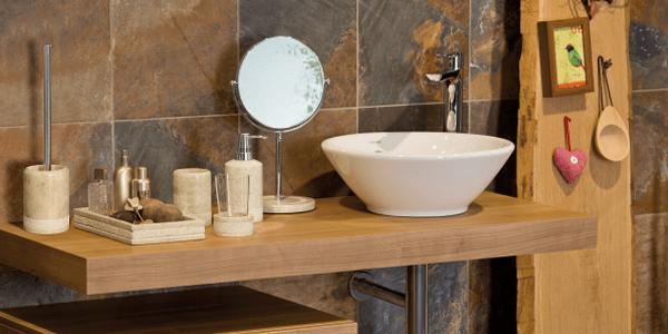 Verträumt romantisch: Accessoire-Serie Julia Mediterranes Flair für Ihr Bad
